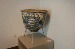 Keramiikkamuseon arteita