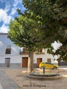 Plaza de los Moriscos