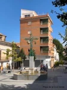 Plaza Cruz Verde